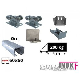 Kit SAP-60x60-Inox